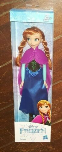 "Hasbro Disney Frozen ☆ANNA or ELSA 11/"" Dolls☆ Choose from *2* Different Dolls!"