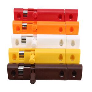 Door-Slide-Catch-Lock-Bolt-Latch-Barrel-Home-Gate-Safety-Hardware-Screws-J