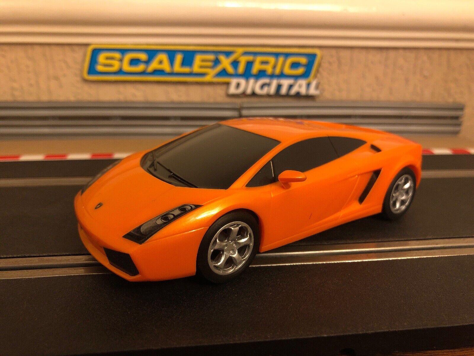 Scalextric Digital Lamborghini Gallardo Fully Serviced & In Mint Condition