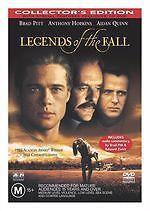 1 of 1 - Legends Of The Fall - Brad Pitt, Anthony Hopkins (DVD, 2001)