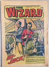 THE WIZARD weekly British comic book September 15, 1973