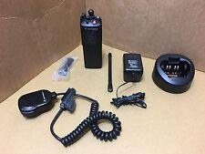 Motorola XTS3000 I VHF P25 DIGITAL Narrowband Fire Police radio W /Programming