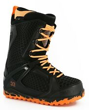 ThirtyTwo Men TM-Two Stevens Snowboard Boots (11.5) Black / Orange