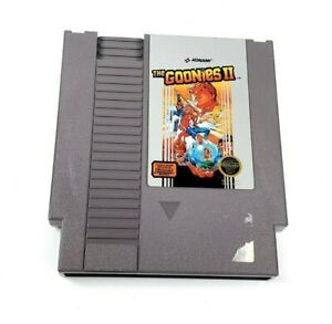 The Goonies II 2 (Nintendo Entertainment System, 1986) Cartridge Only