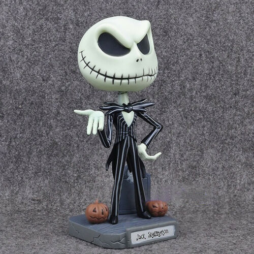 Jack Skeleton The Nightmare Before Christmas Action Figure Collectible Model Toy