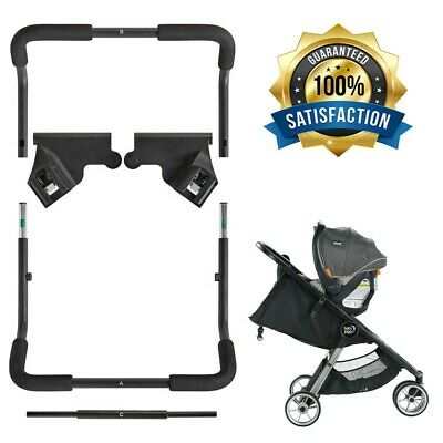 Baby Jogger Infant Car Seat Adapter, Baby Jogger City Mini Gt2 Car Seat Adapter Installation