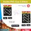 5cm Coated Stainless Steel Screw In Hanger Holder Tool Hooks PVC Cup 3.8
