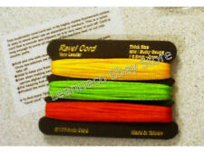 1 Ravel Cord Yarn Leader All Mid/bulky Machine Knitting Brother S/reed Singer