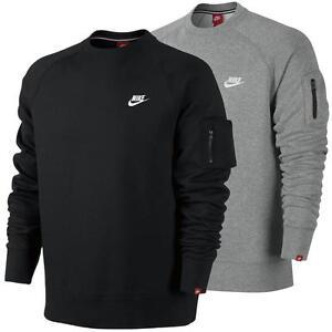 Nike-AW77-Fleece-Crew-Neck-Sweatshirt-Retro-Crewneck-Pullover-Pulli