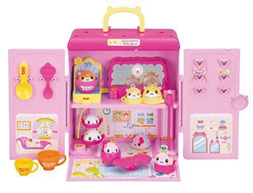 Japan Kids Toys - Touch SPOON PETS spoon  Bustling Dresser House of spoon pet pa