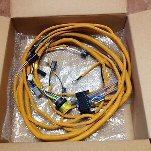 Cat Caterpillar 238-7417 Cab Wire Harness Assembly NSN 5995-01-550-8599    eBayeBay