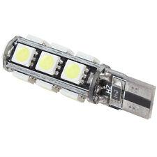 6000K 2W 150LM 12V T10 13X SMD 5050 LED White Light Lamp Cars Boat RV Headlamp