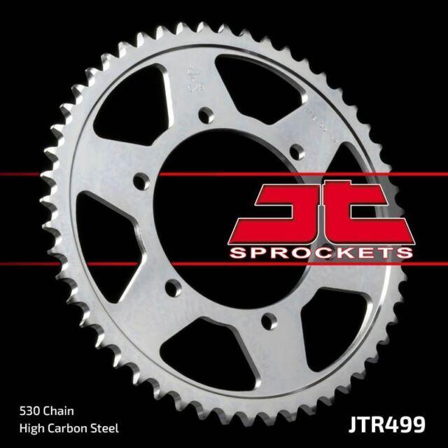 JT Rear Drive Motorcycle Sprocket JTR499 43t fits Suzuki GSX-R750 SRAD 96-97