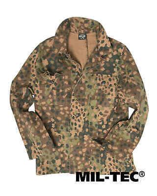 Mil-tec Wh Feldjacke M44 Erbsentarn Repro Outdoorjacke Jacke
