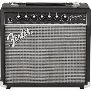 Fender-Champion-20-Guitar-Combo-Amp-Black