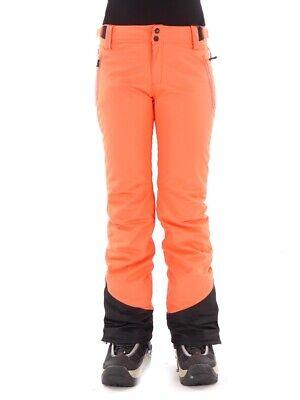 Brunotti Sci Pantaloni Snowboard Inverno Pantaloni Laspezia Rosso Traspirante-mostra Il Titolo Originale Fornitura Sufficiente