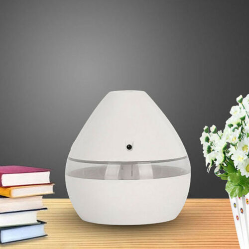 Air Aroma Essential Oil Diffuser LED Ultrasonic Aromatherapy Humidifier 300ml!E