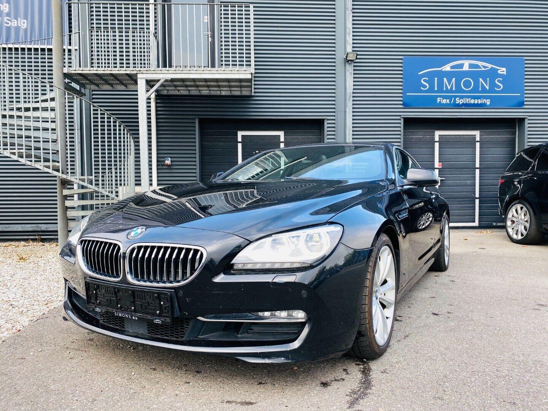 BMW 640i 3,0 Coupé aut. 2d