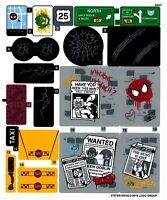 Lego Spider-man Web Warriors Ultimate Bridge Battle Sticker Sheet 76057