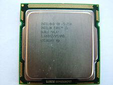Intel Core i5-750 2,66 GHz Quad-Core CPU Prozessor Sockel 1156