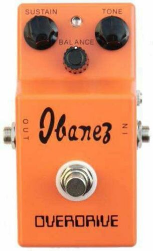 Ibanez OD850 limited Edition Overdrive Guitar Effects Pedal Factory Sealed