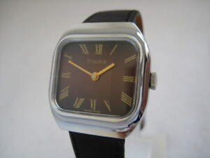 NOS-NEW-VINTAGE-SWISS-MADE-RARE-MECHANICAL-HAND-WINDING-PHENIX-WATCH-1960-039-S