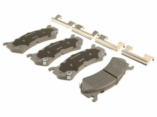 For 2000-2006 GMC Yukon XL 1500 Brake Pad Set Front AC Delco 83249XT 2003 2002