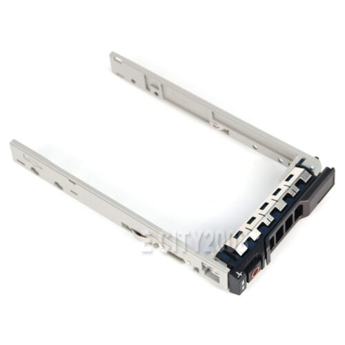 "How-Swap 2.5/"" SAS SATA Hard Drive Tray Caddy For Dell PowerEdge T620 US Seller"