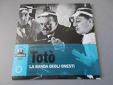 DVD TOTO´ LA BANDA DEGLI ONESTI N° 2 IL SOLE 24 ORE CINEMA DVD