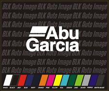 ABU GARCIA Fishing Tackle Rods Reels Boat Truck outdoor Auto Car Stickers Decals