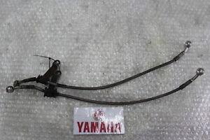 Yamaha-Fz-750-Genesis-2KK-Linea-de-Freno-Flex-Acero-como-Ilustrado-R7900