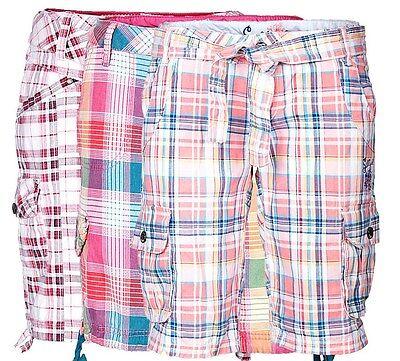 Sheego Capri Pantalon Jeans Femmes Stretch sommerhose plusgröße