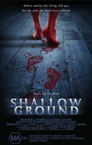 1 of 1 - Shallow Ground (DVD, 2006) 'NEW & SEALED'