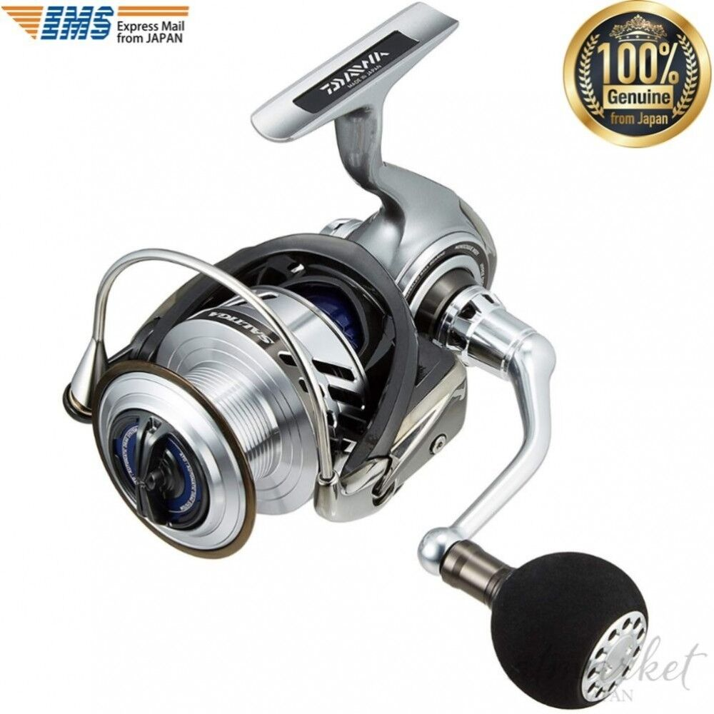 NEW DAIWA spinning reel 17 Soltiga  BJ model 4000 Fishing genuine from JAPAN  hot sports
