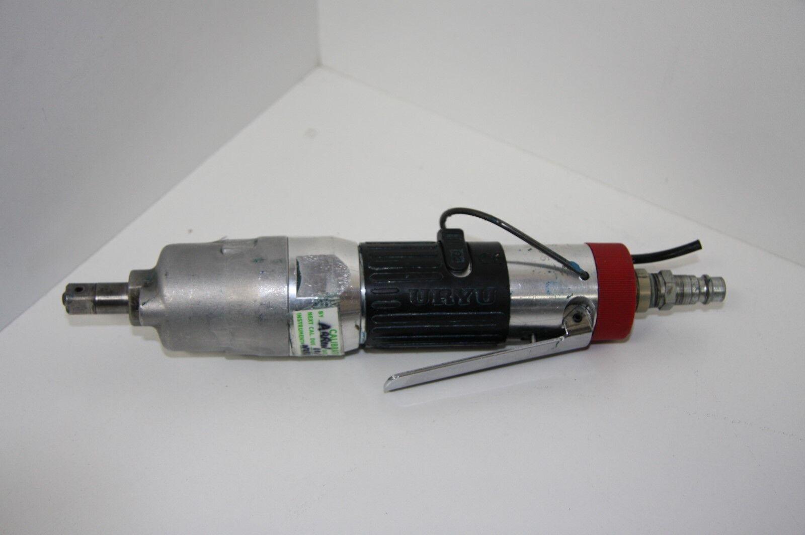 """URYU, ULT 50S, 3/8""""Drive Pulse Tool, Pneumatic / Air Tool. Japan"""