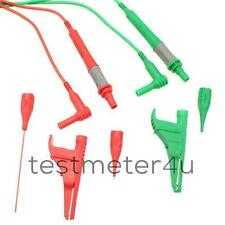 Megger 1001-976 Two Wire Test Leads (Red and Green)