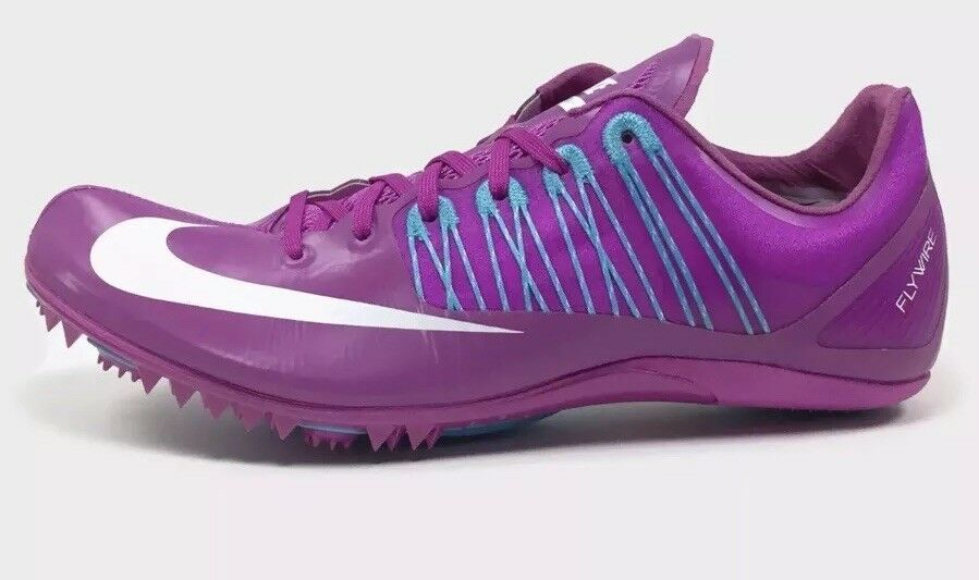 New Nike Zoom CELAR V (5) Sprint Running purple 629226 514  SIze 9 Men's it 176