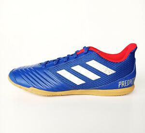 ADIDAS Predator 19.4 in Sala Indoor Scarpa Calcio Uomo Blu Blue 43 1/3 bb9083