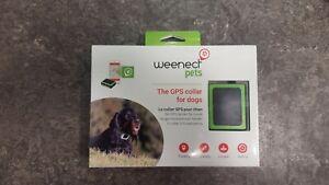 Weenect-Pets-GPS-collier-de-chien-Neuf