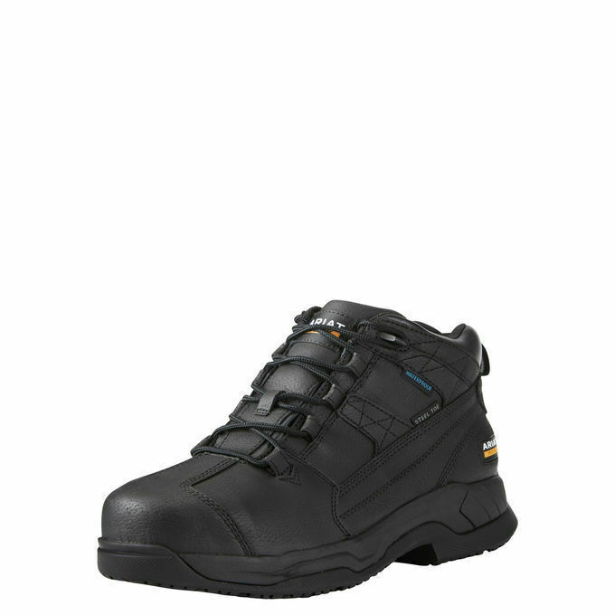 Ariat 10021475 Contender 5  Safety Toe antidérapante WP EH nominale antidérapante Travail Chaussures