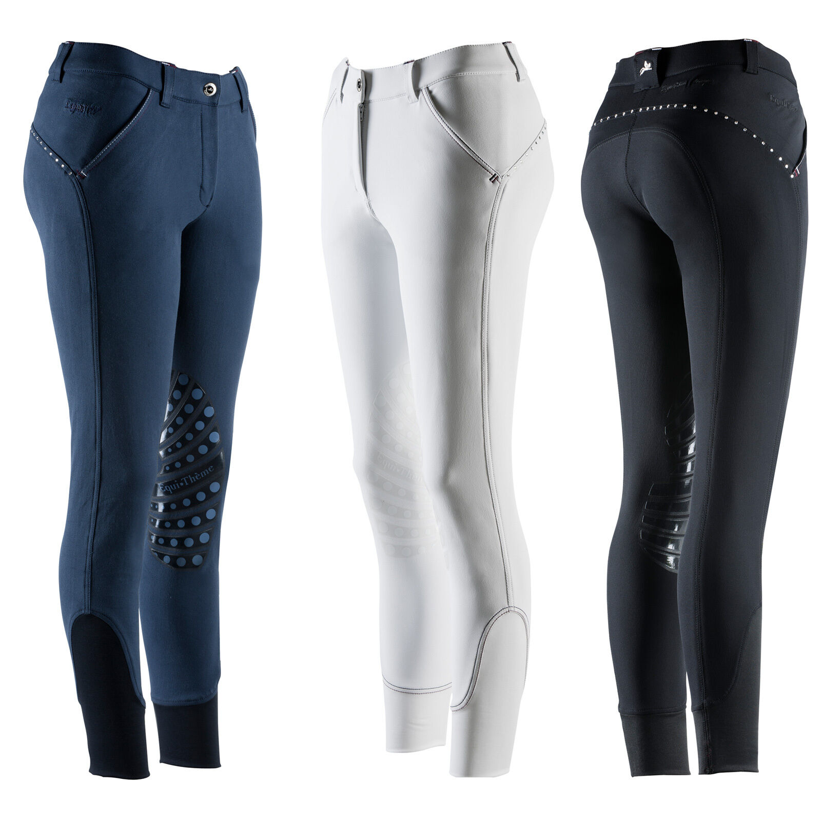 Equit 'm  Thermic  reithose, señora