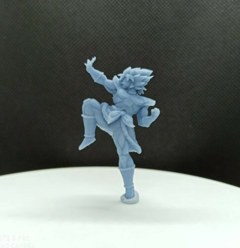 35mm Scale for collectors Dragon Ball Miniatures//figures PART 2 board games