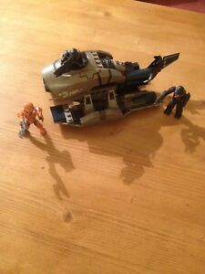 Halo mega bloks brute chieftain charge 96993 review halo toy news.