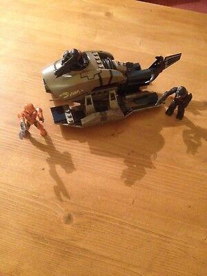 Halo covenant brute prowler | mega construx.