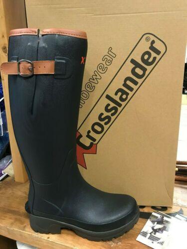 Crosslander neoprene lined stable// yard//muck//walking wellington boot