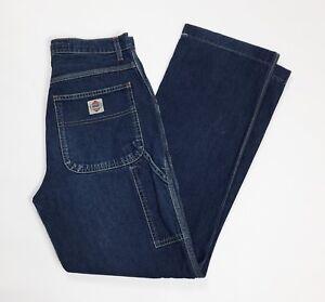 Rifle-work-wear-jeans-uomo-usato-gamba-dritta-cargo-W30-tg-44-boyfriend-T3450