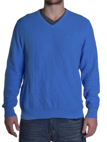 IZOD Mens $50 Casual V-Neck Sweater Choose Color /& Size
