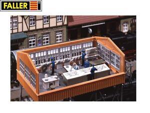 Faller-H0-120118-Stellwerkinneneinrichtung-NEU-OVP