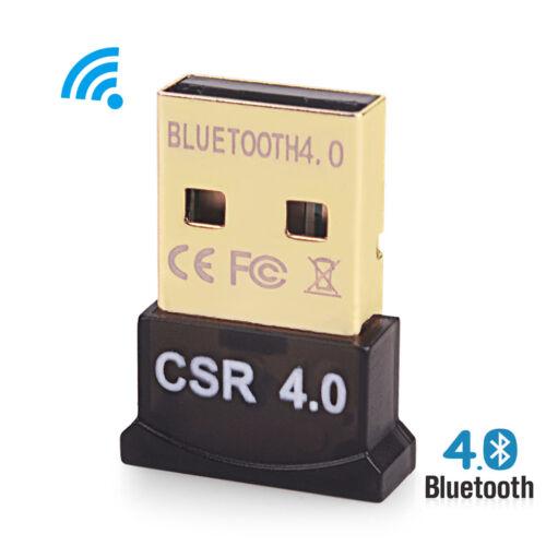 Mini Wireless USB Bluetooth 4.0 Adapter Dongle For PC Laptop Win XP Vista7// 8//10