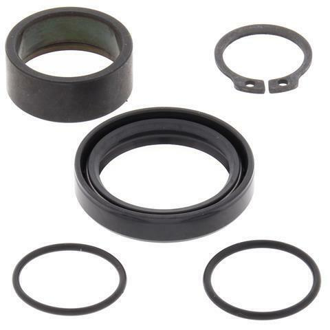 Kawasaki KX125 Front Sprocket Seal Counter Shaft Kit (1995 to 2005) BY ALLBALLS